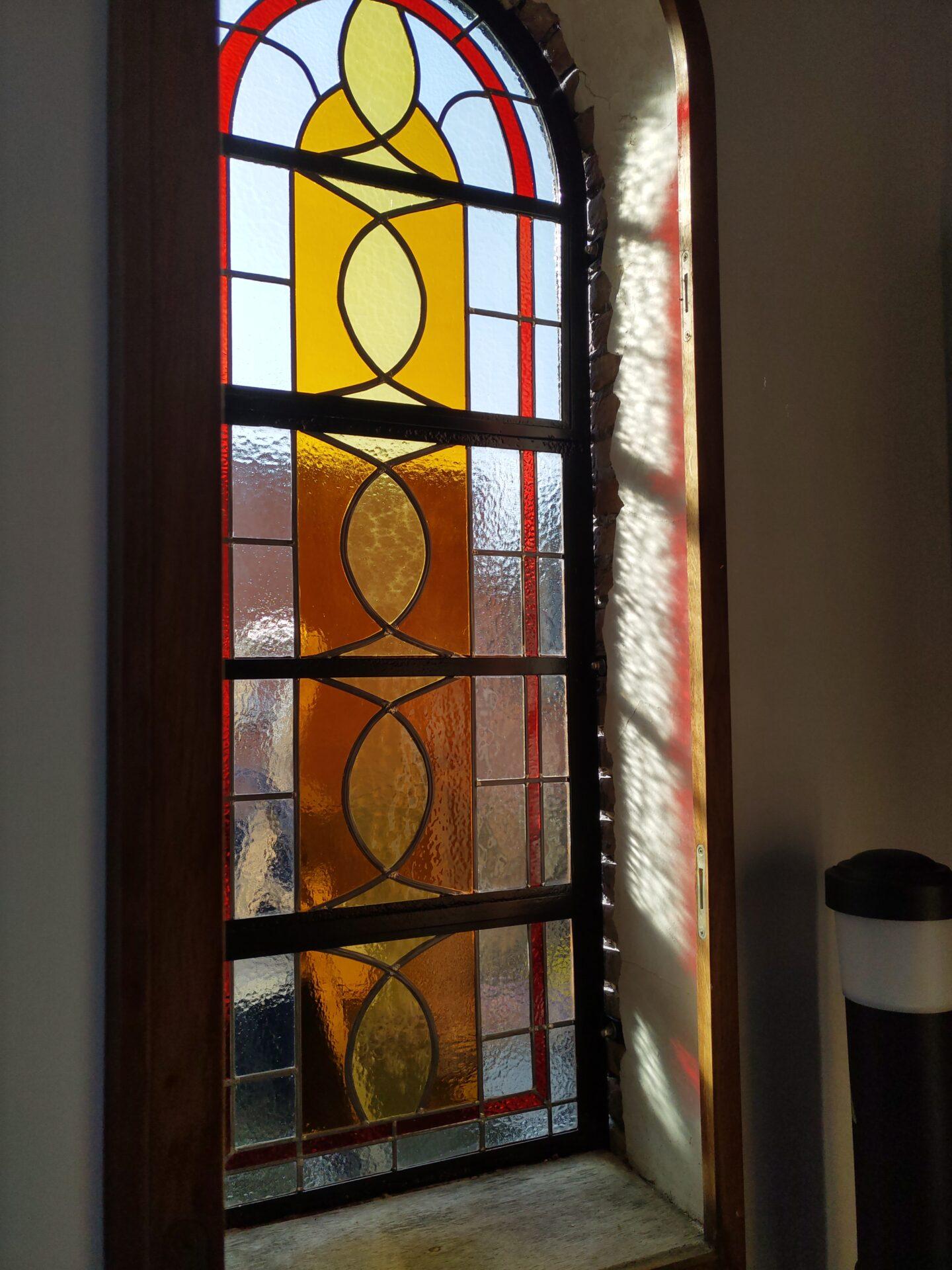 Glasraamrenovatie Geraardsbergen atelier Illumen
