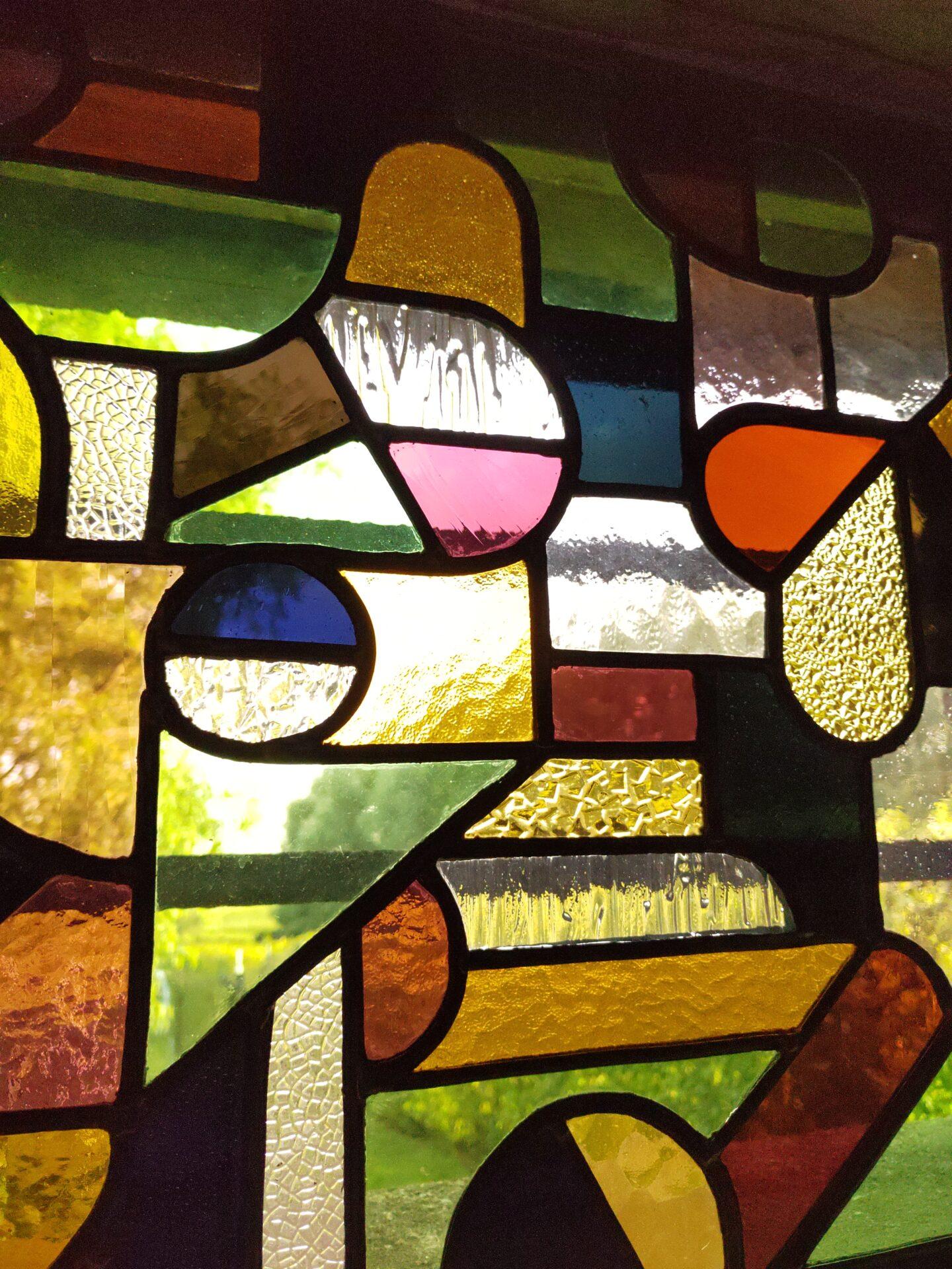 Illumen realisatie van Glas-in-lood